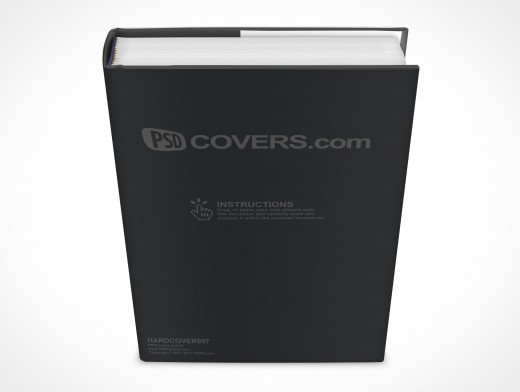 Sleeve Hardcover eBook cover Novel