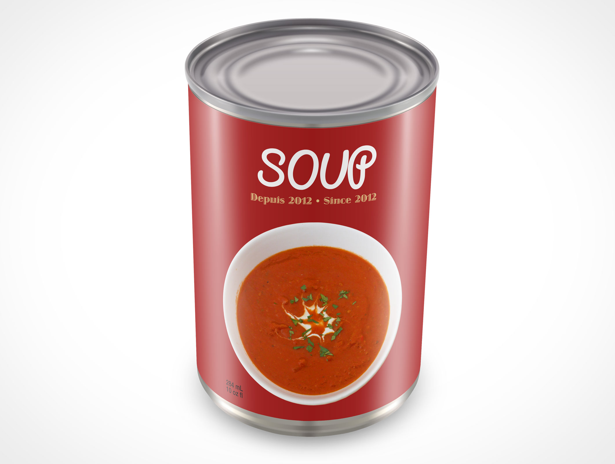 Image result for generic soup cans