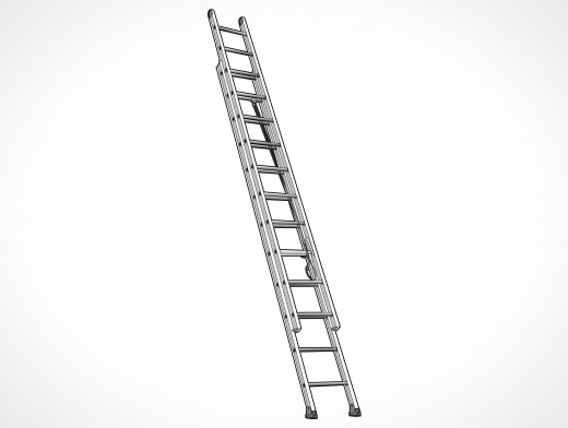 Extending Ladder Vector EPS