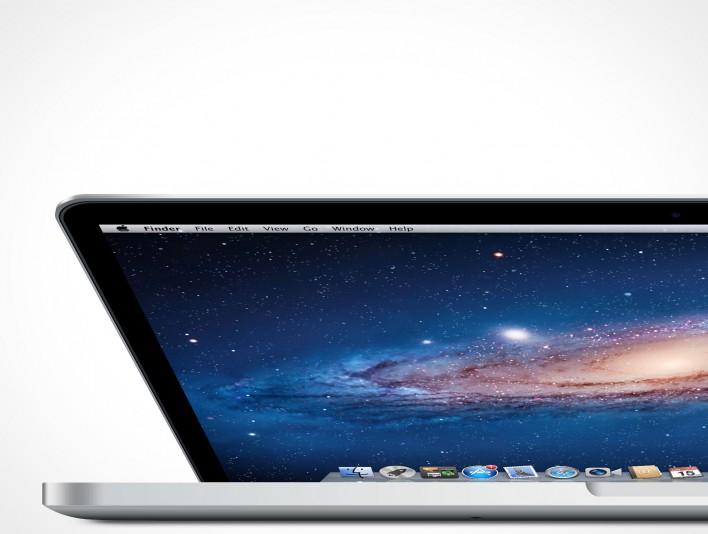MacBook Pro Retina PSD Cover Action Pro MockUp