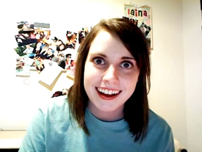 Overly Attached Girlfriend Meme Bieber PSD