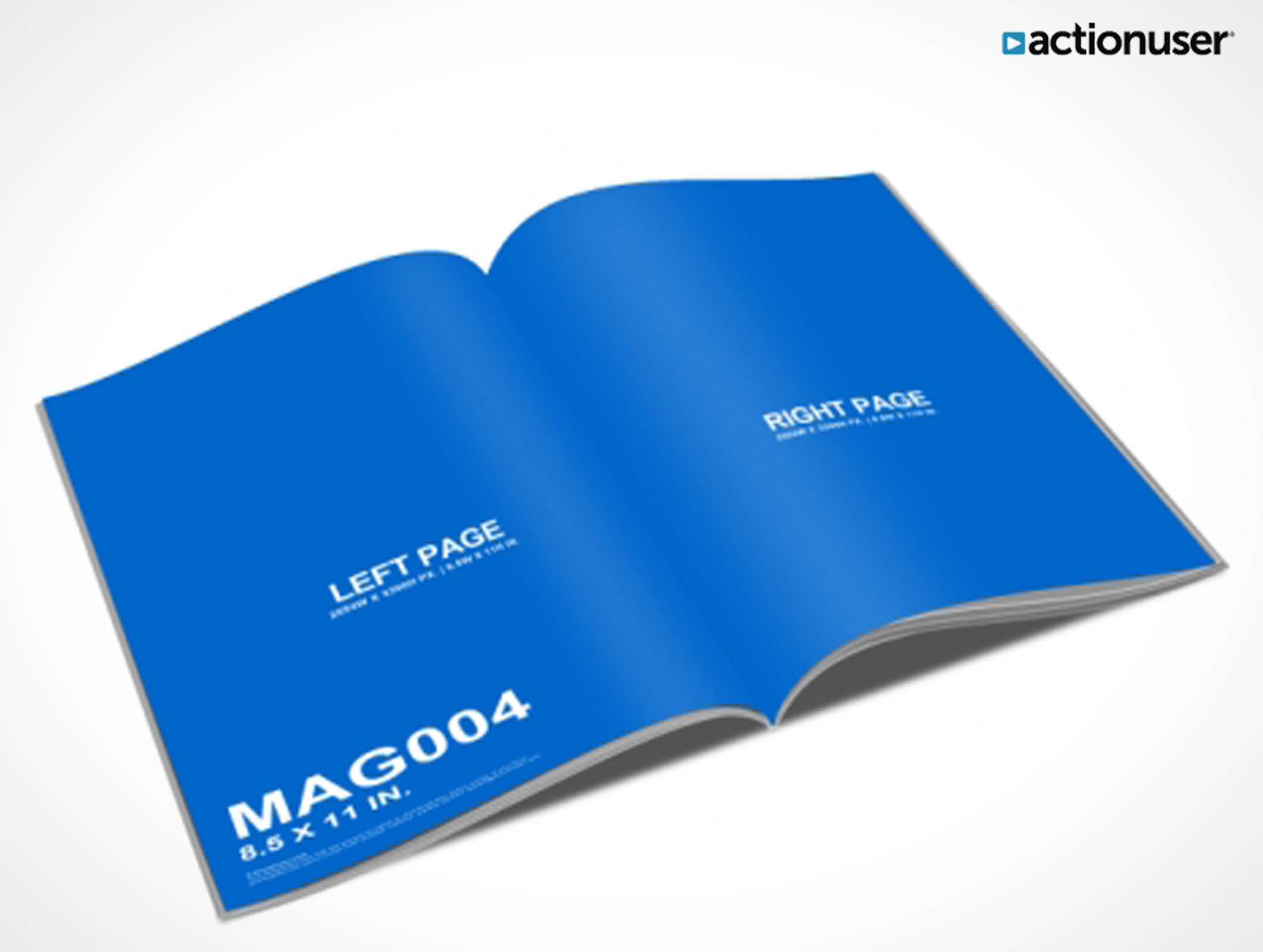 magazine cover page template psd - psd mockup templates pixeden psdgraphics actionuser
