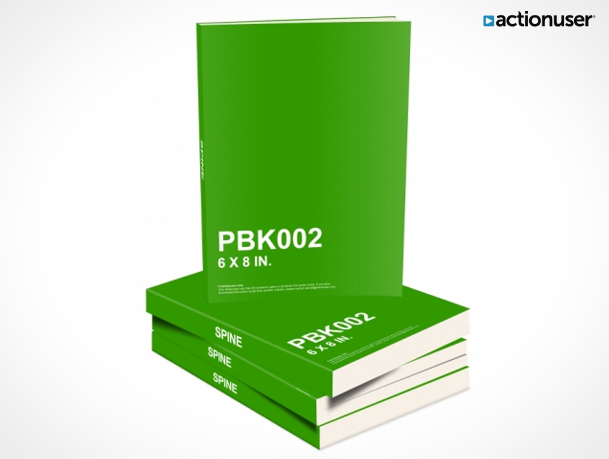 Book Cover Template Psd Free : Psd mockup templates pixeden psdgraphics actionuser