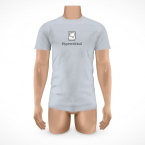 PSD Mock-up T-Shirt Mens Undershirt Large