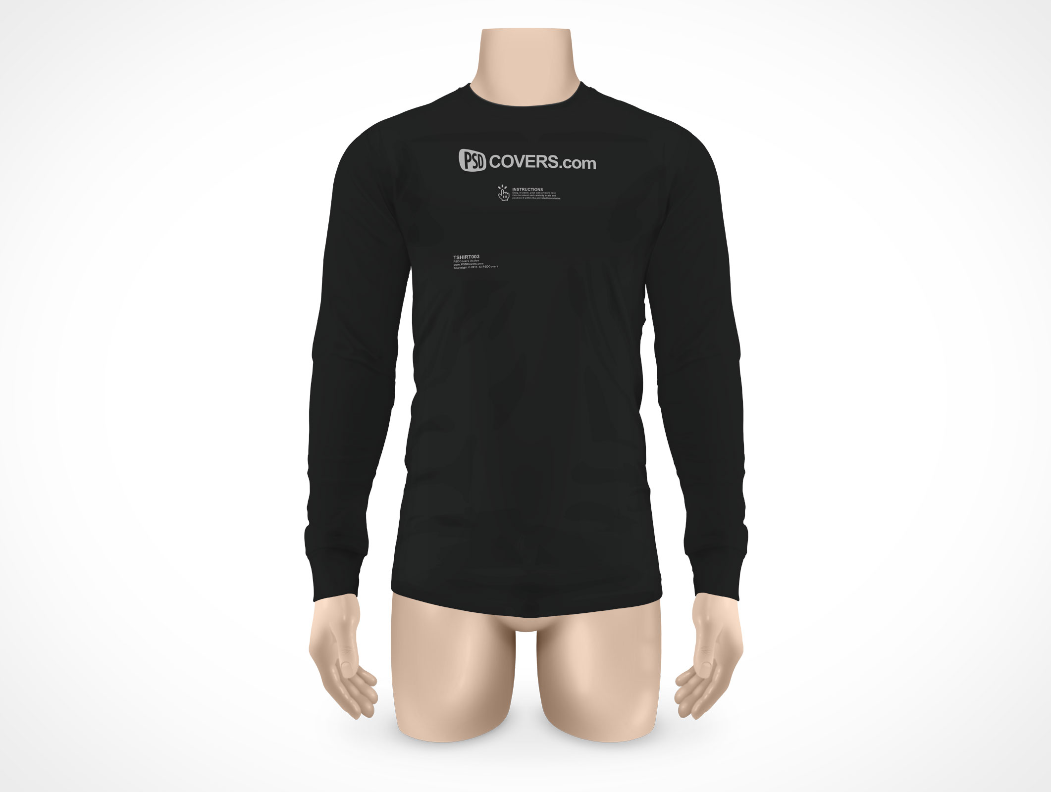 Shirt design psd