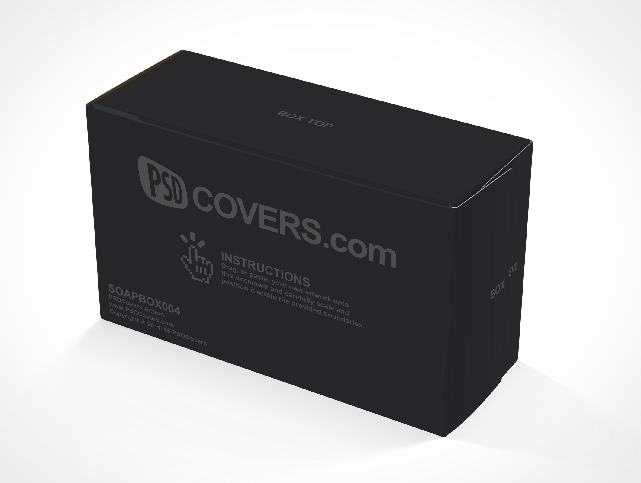 Box Archives • PSDCovers