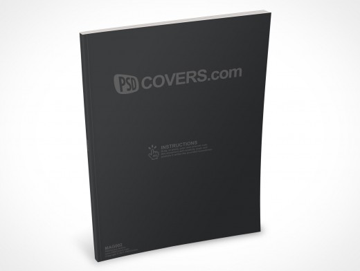 how to make a magazine cover in photoshop cs5