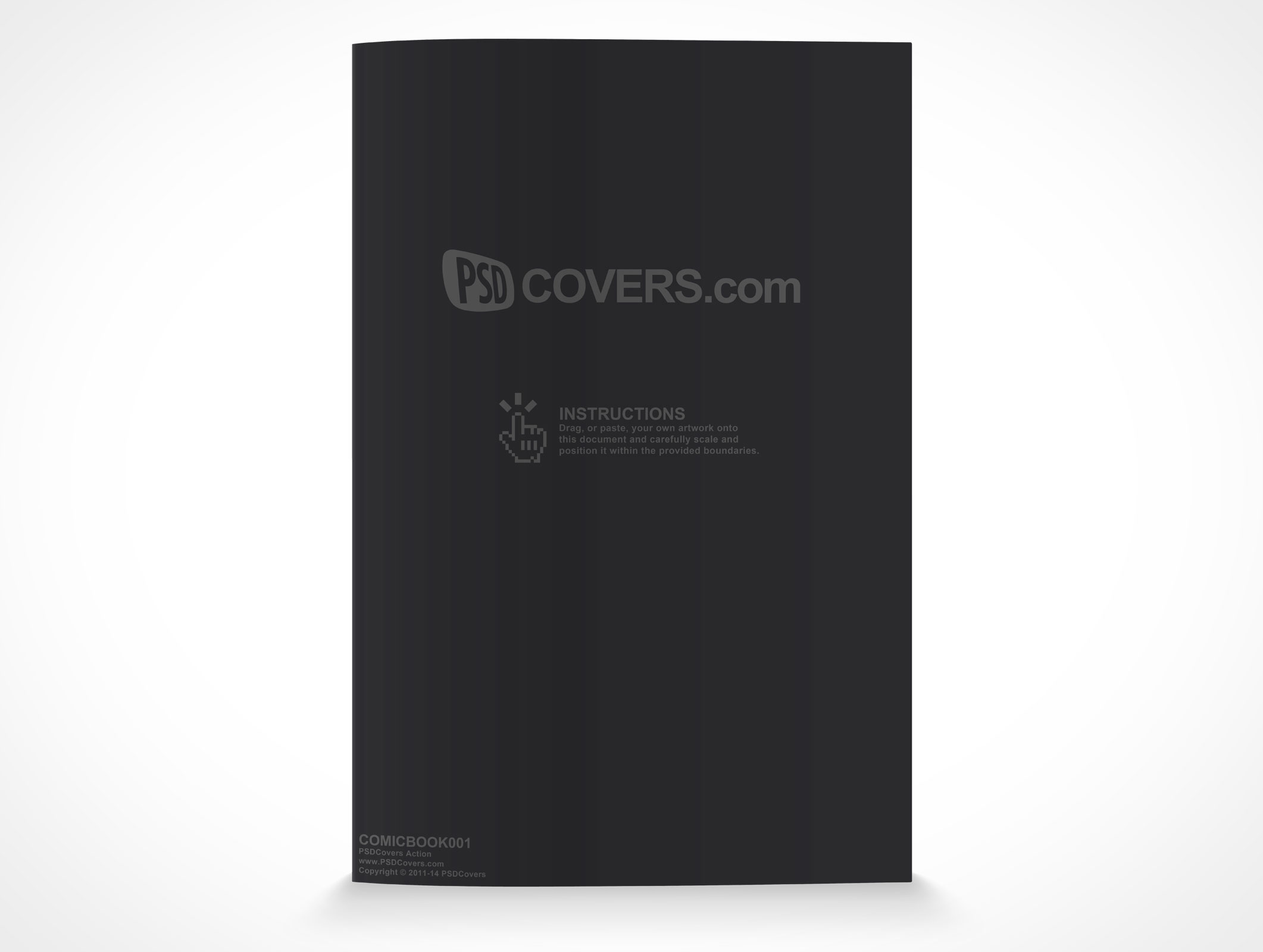 comic book page template psd - psdcovers page 7 of 67 photoshop mockups for product