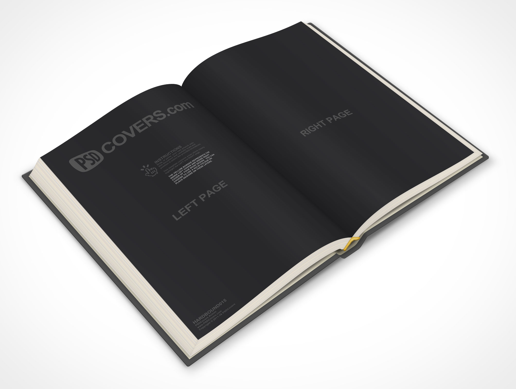 Hardcover Book Paper Cover : Hardcover archives psdcovers